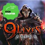 9LIVESのキックスターターでクラウドファンディングを開始!