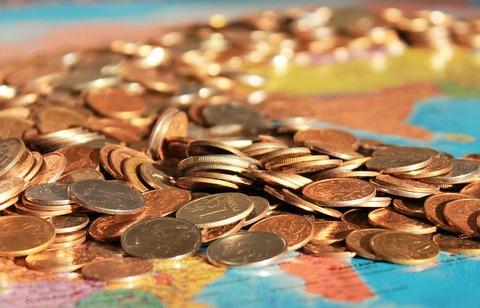 わずかだけどブログ収入でインデックスファンドを購入!副収入投資っていいね