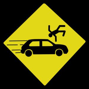 【体験談】交通事故に遭って軽傷だった時の初期対応(事故から3日間の話)